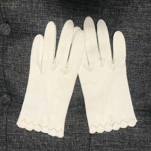 Vintage Cotton Gloves
